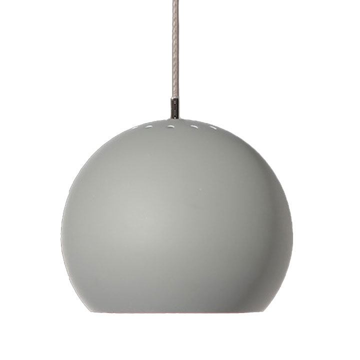 Lampa wisząca Ball matowa Frandsen