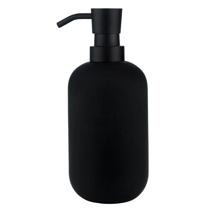 dozownik do mydła wisoki czarny lotus mette ditmer