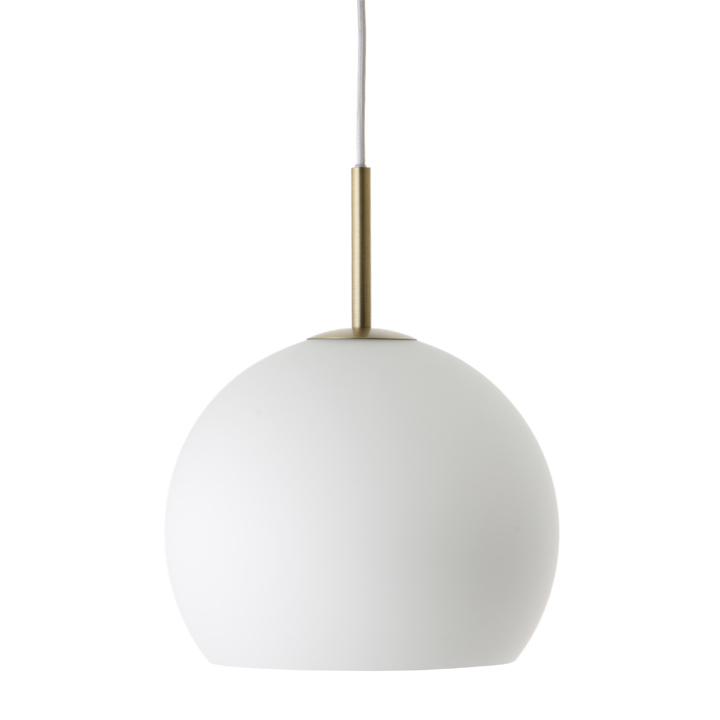 Lampa wisząca Ball szklana Frandsen