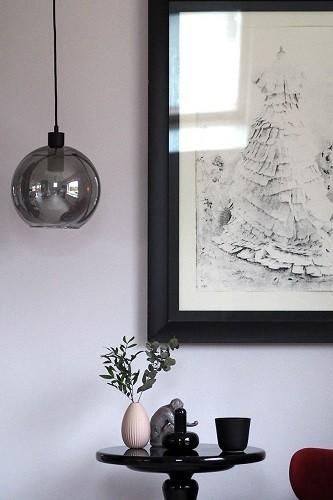 frandsen lighting kyoto round lifestyle