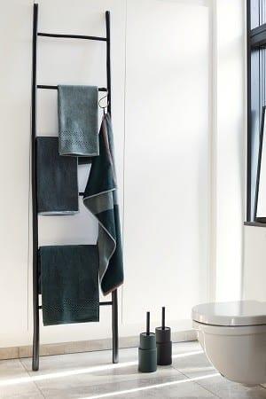 Ręcznik Shades zielony Mette Ditmer