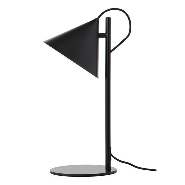 lampa do stołowa matowy czarny benjamin frandsen
