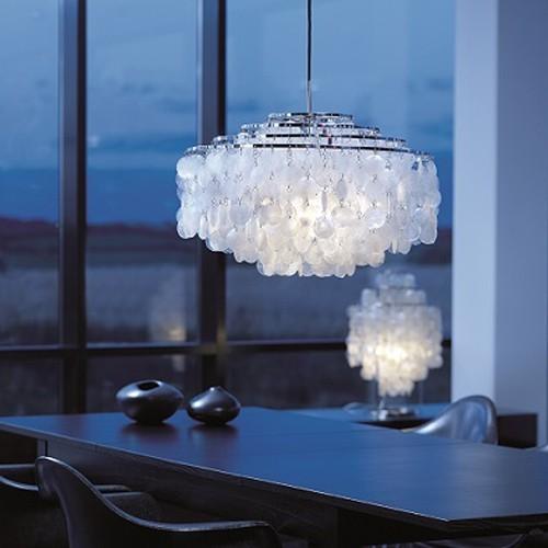LAMPS/VERNER PANTON FURNITURE