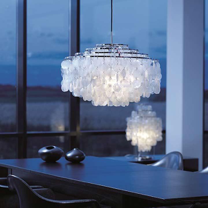 LAMPY/MEBLE VERNER PANTON