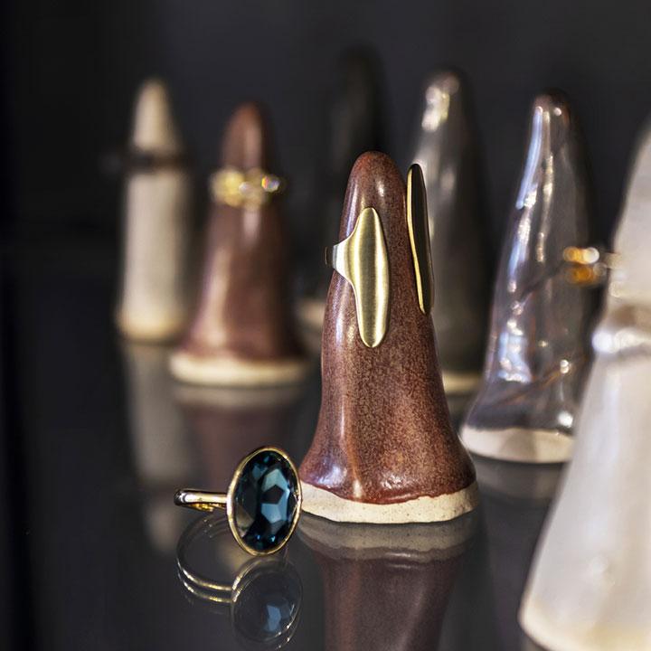 Uchwyt na biżuterię Mette Ditmer