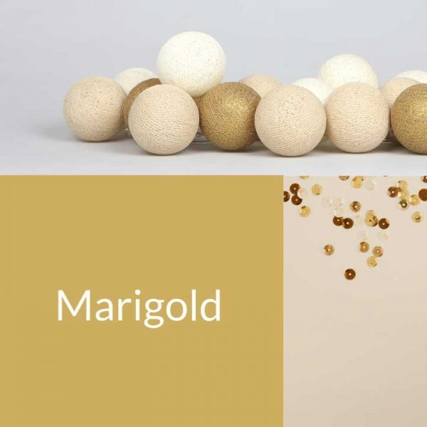 Kulki Marigold Happy Lights