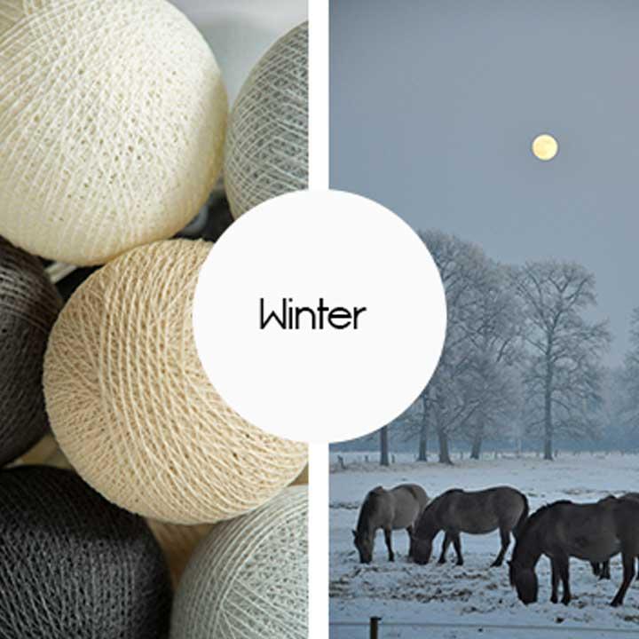 Kulki Winter Happy Lights