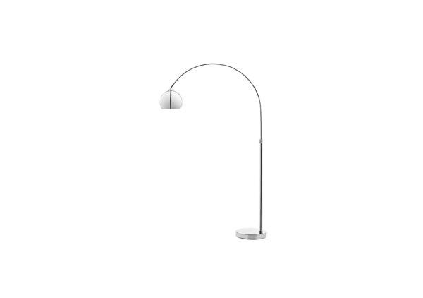 Lampa podłogowa Lounge Mini Chrome Frandsen