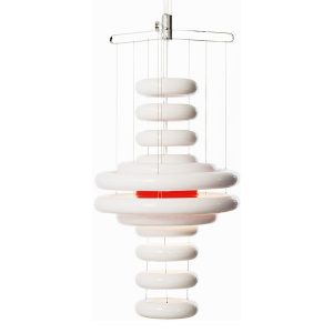 Lampa wisząca UFO Verner Panton