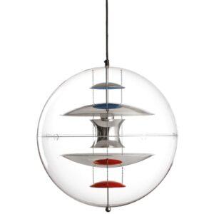 Lampa wisząca Globe Verner Panton