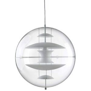 Lampa wisząca Globe szkło Verner Panton