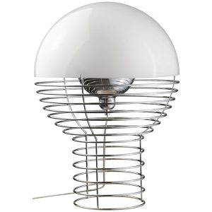 Lampa stołowa Wire Verner Panton