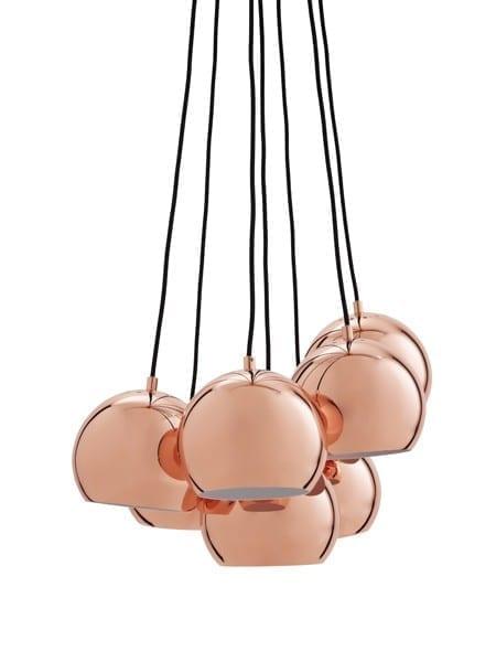 Lampa wisząca Ball Multi Frandsen