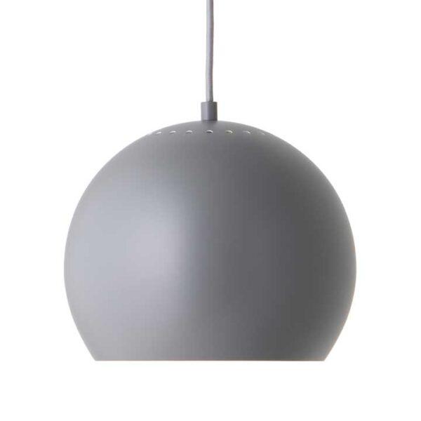 Lampa wisząca Ball 25cm matowa Frandsen